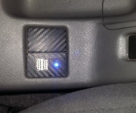 USB Power Socket in the Car