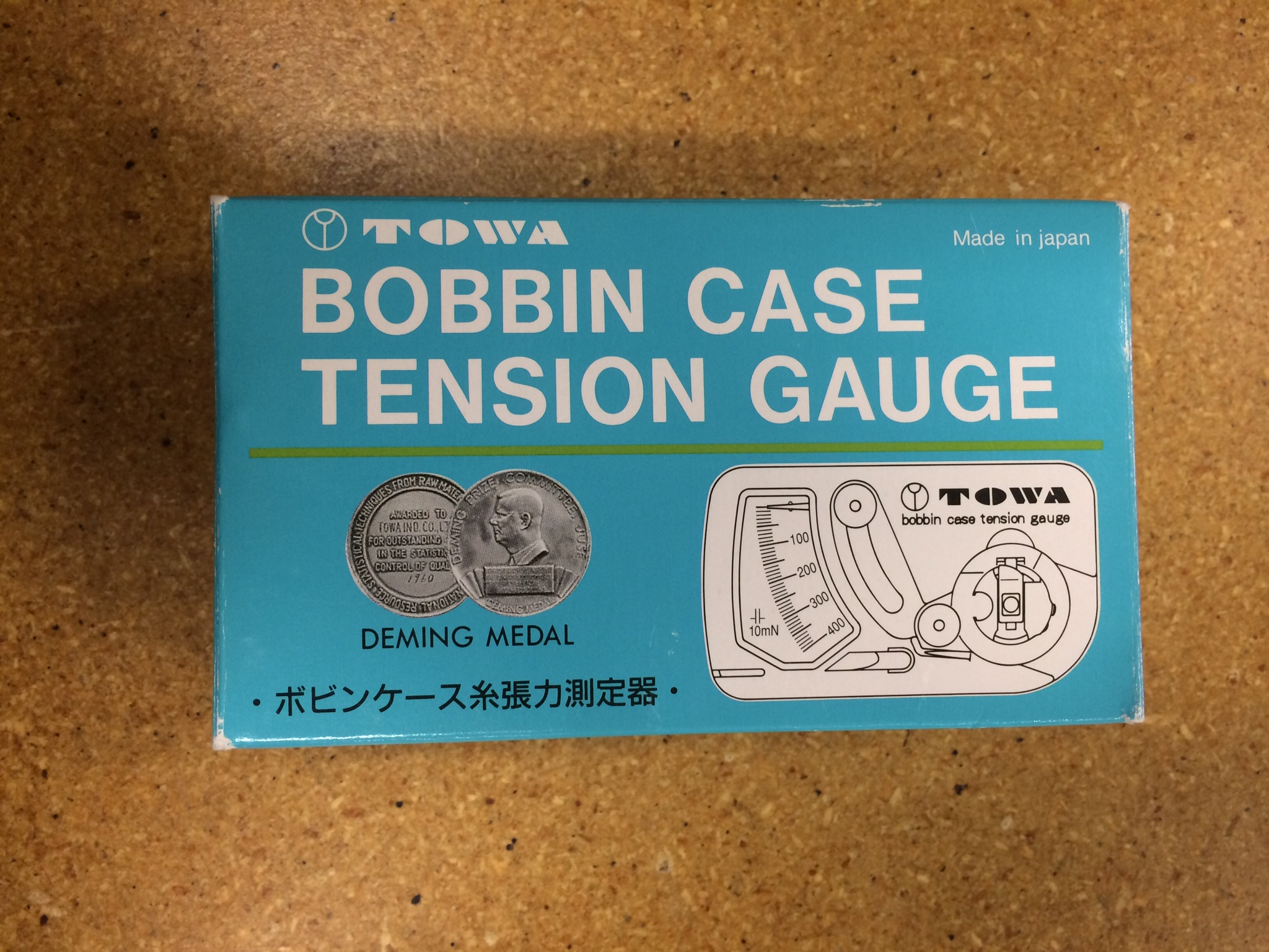 Picture of Bobbin Tension by the Numbers