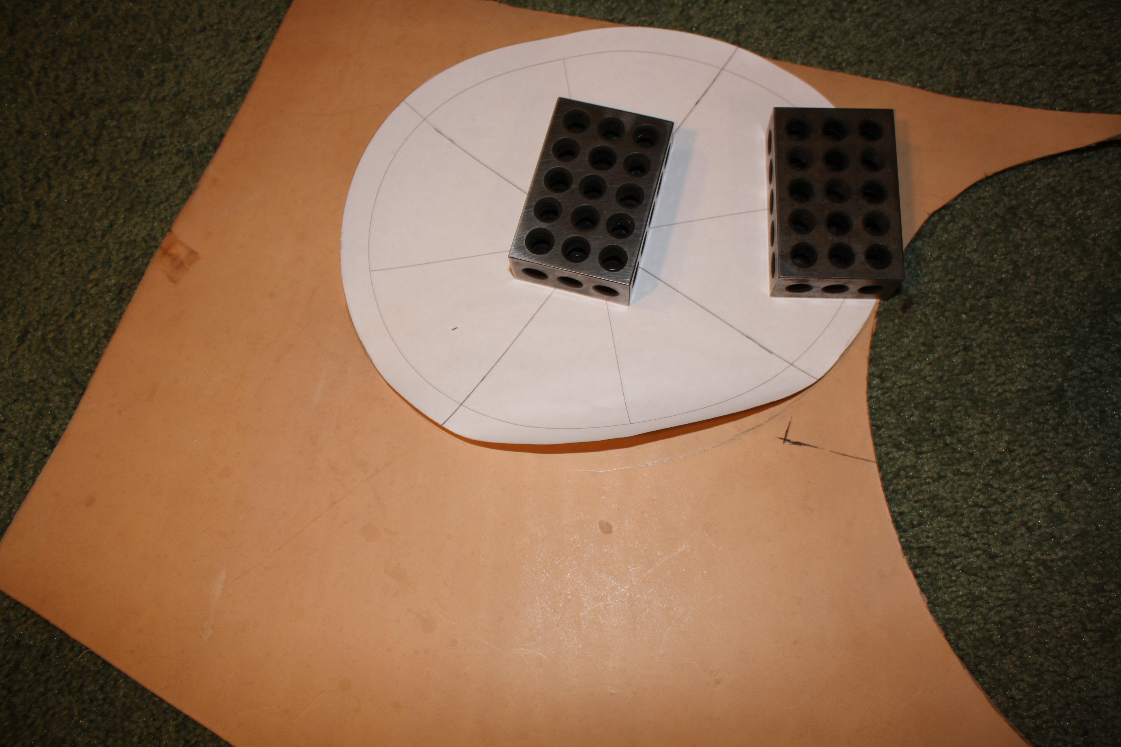 Picture of Cutting the Pieces