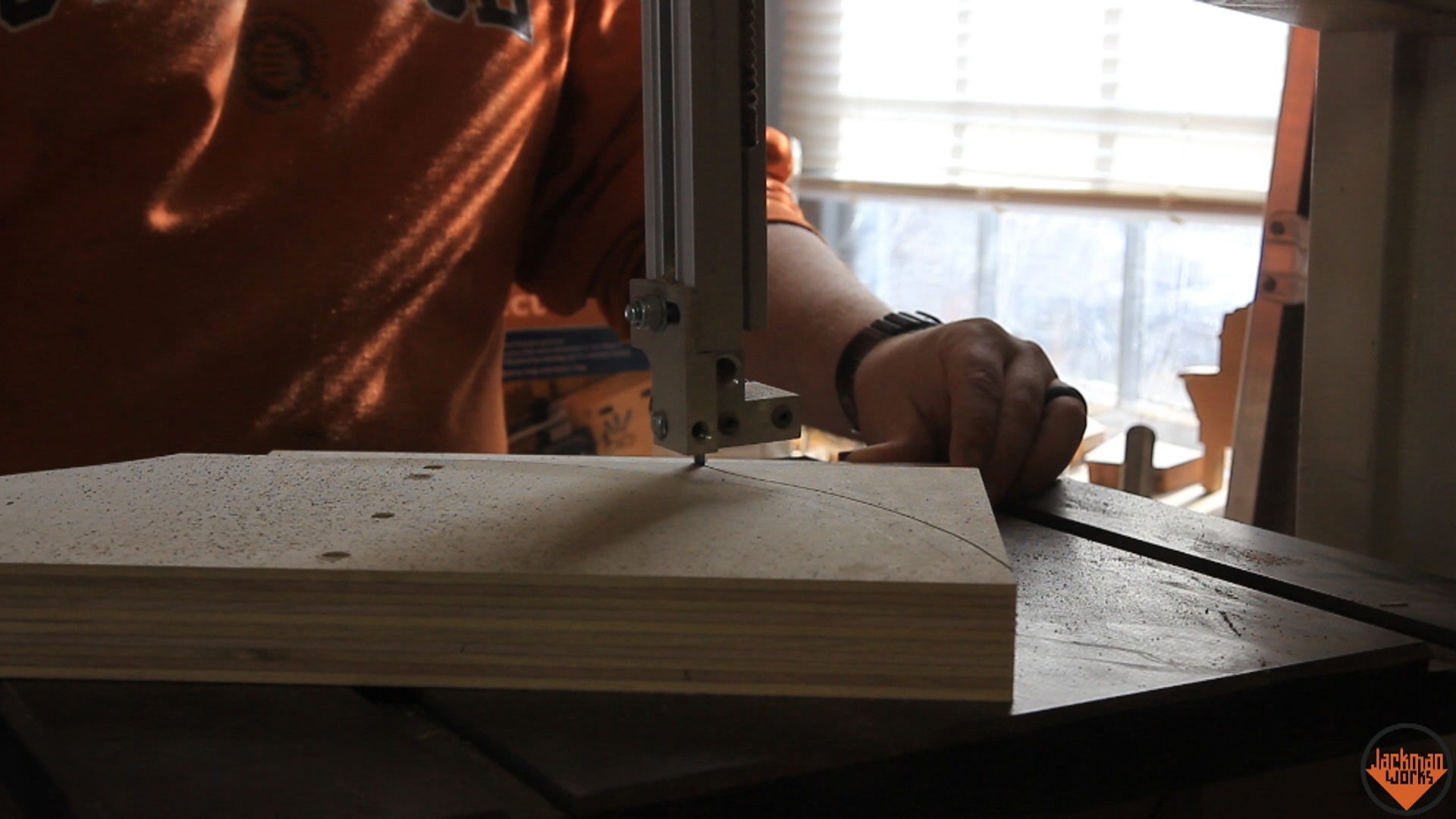 Picture of Building the Table