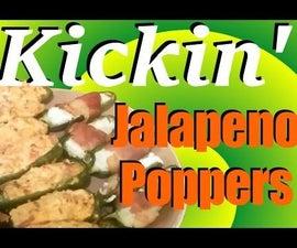 2 Kickin' Jalapeno Poppers