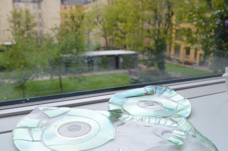 DVD/CD Warp-Art