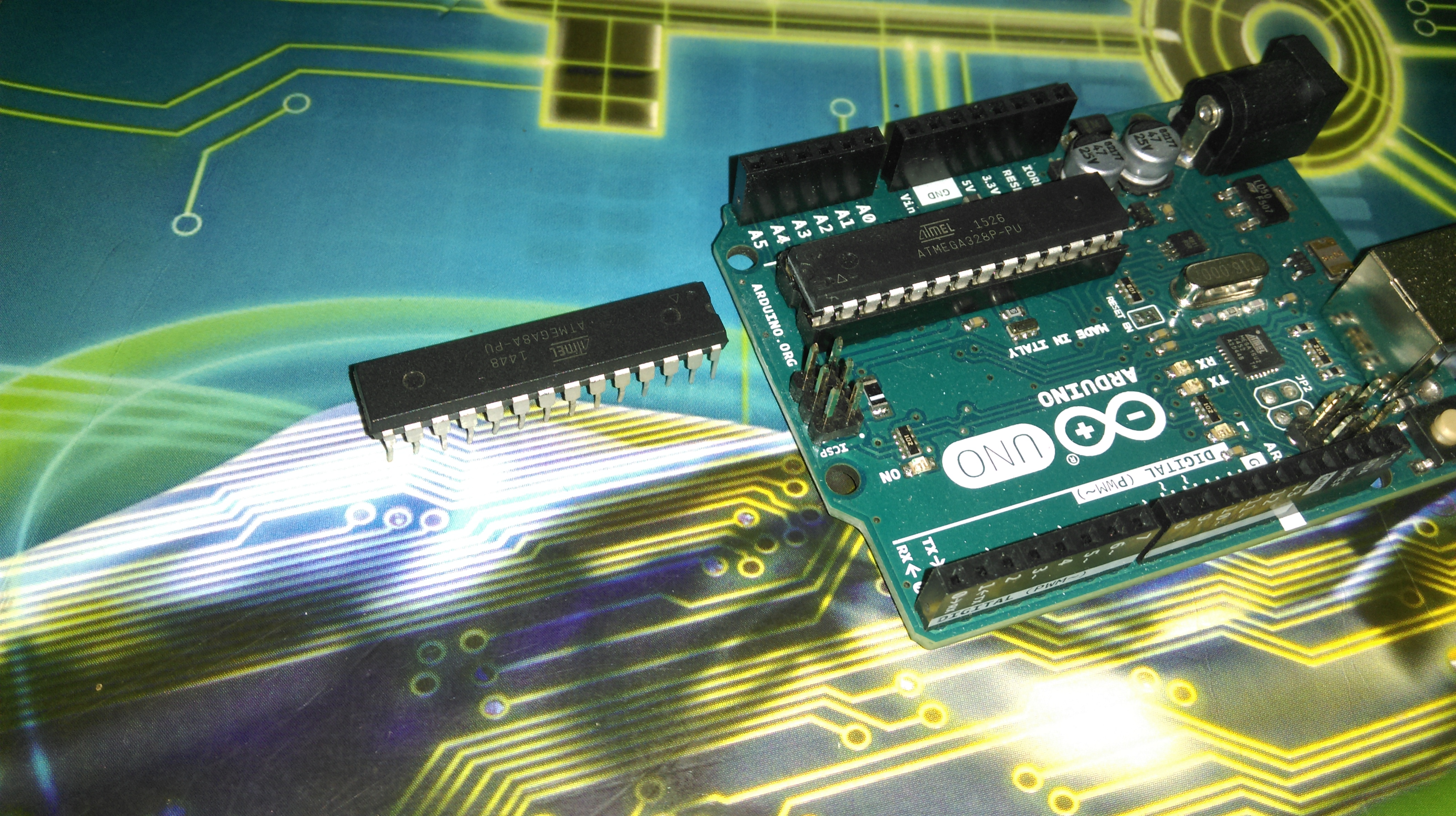Picture of An Advanced Approach to Arduino & AVR Programming