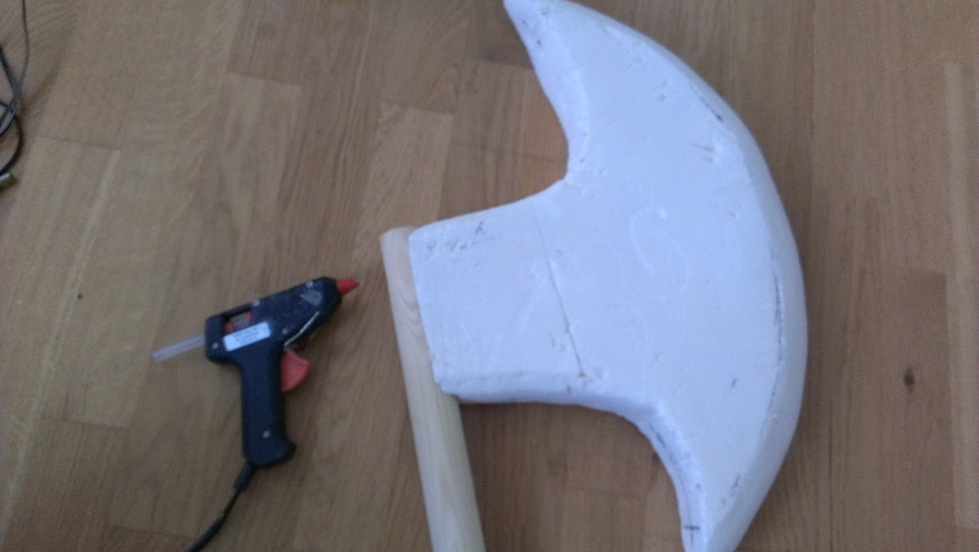 Picture of Smoothing +handle