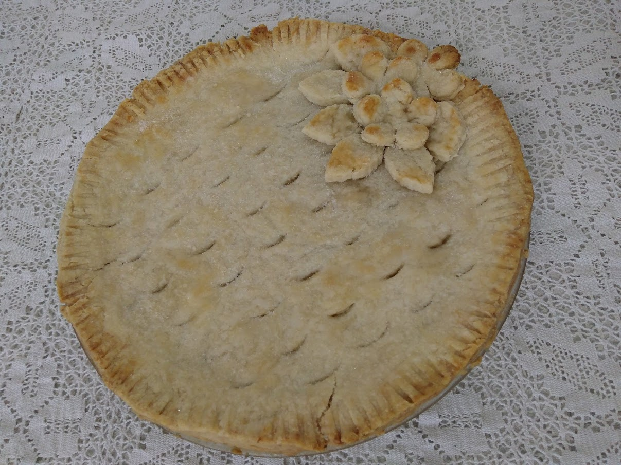 Picture of Vegan Pineapple Pie