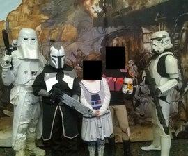Star Wars: Rebels Sabine Wren Diy