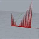 Controlling simple geometry in Rhino using an Ultra Sonic Sensor