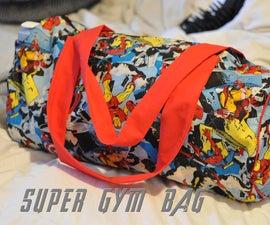 SUPER! Gym Bag