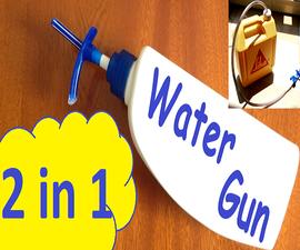 2 in 1 Water Gun