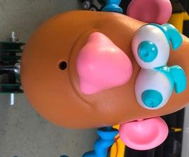 Robot Potato Head