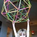 DIY Pentakis Dodecahedron With Your Kids