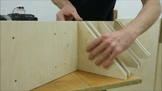 Drilling, Sanding and Screwing