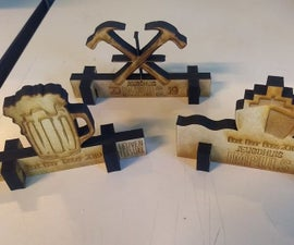 Trophy- Lasercut