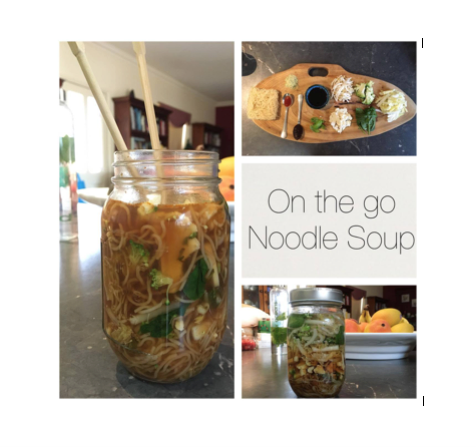 Picture of On the Go Noodle Soup