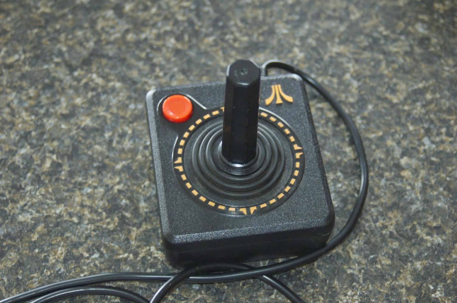 Picture of Disassemble the Atari Joystick