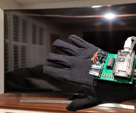 Gesture Controlled Universal Remote With Node-MCU