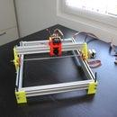 3D printed Laser Engraver
