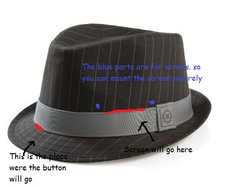 Picture of Mount It to the Fedora