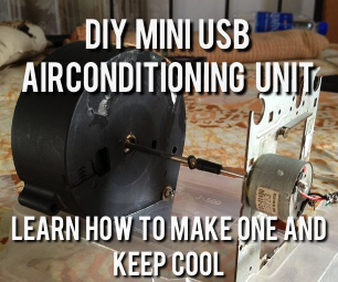 Picture of DIY Portable & Simple USB Air Conditioner