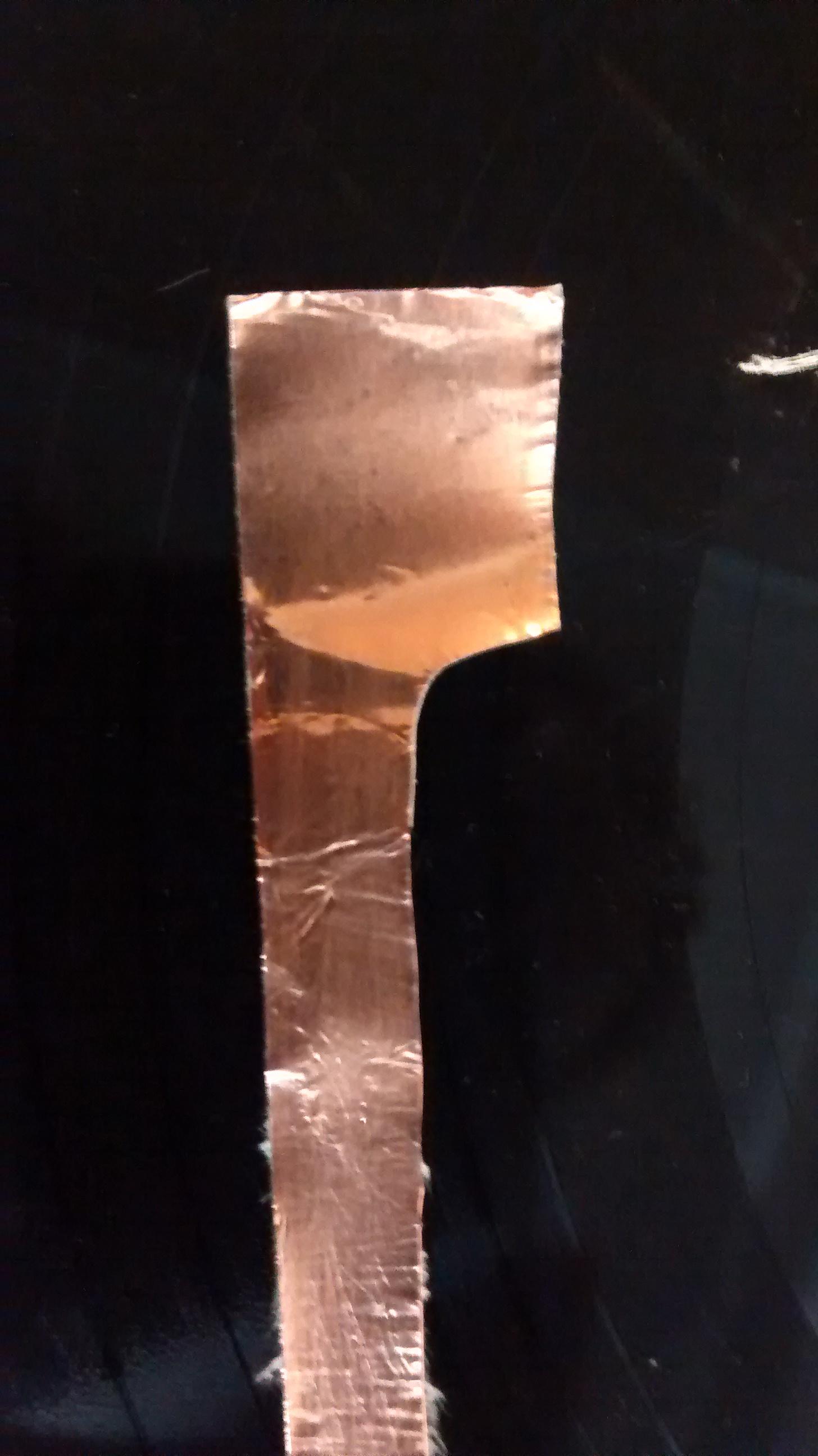 Picture of Cut Copper Tape