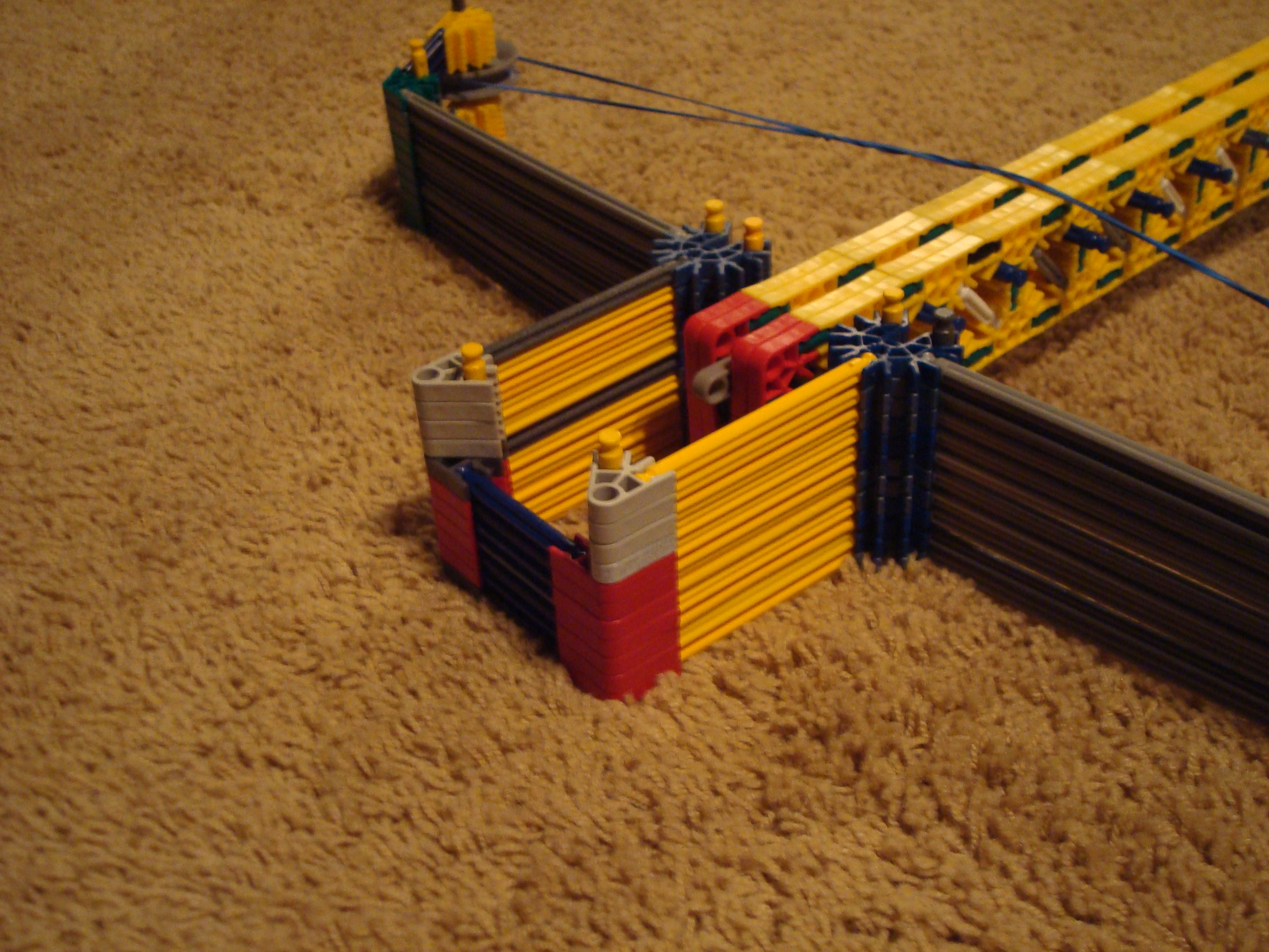 Picture of Knex Crossbow