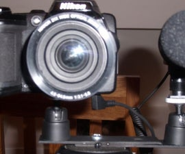 Camera External Microphone Jack Mod
