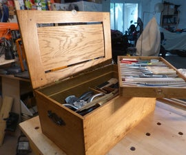 The Cabinetmaker Toolchest