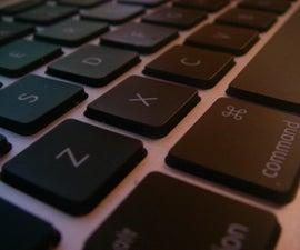 List of Macintosh  Keyboard Shortcuts