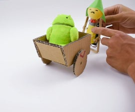 Making Very Simple Electric Robot Toys