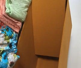 Fabric Storage Boxes (Washable)