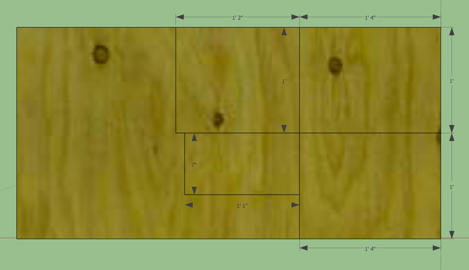Picture of Dimensions and Layout