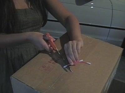 Prepare the Q-tip Based Remover
