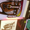 African Art:CNC Vs Light