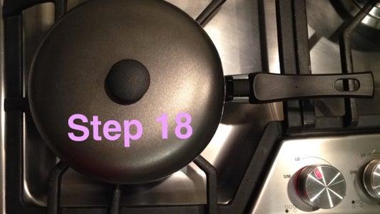 "Preparing the ""Dough"""