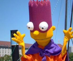 Bartman Hand Puppet