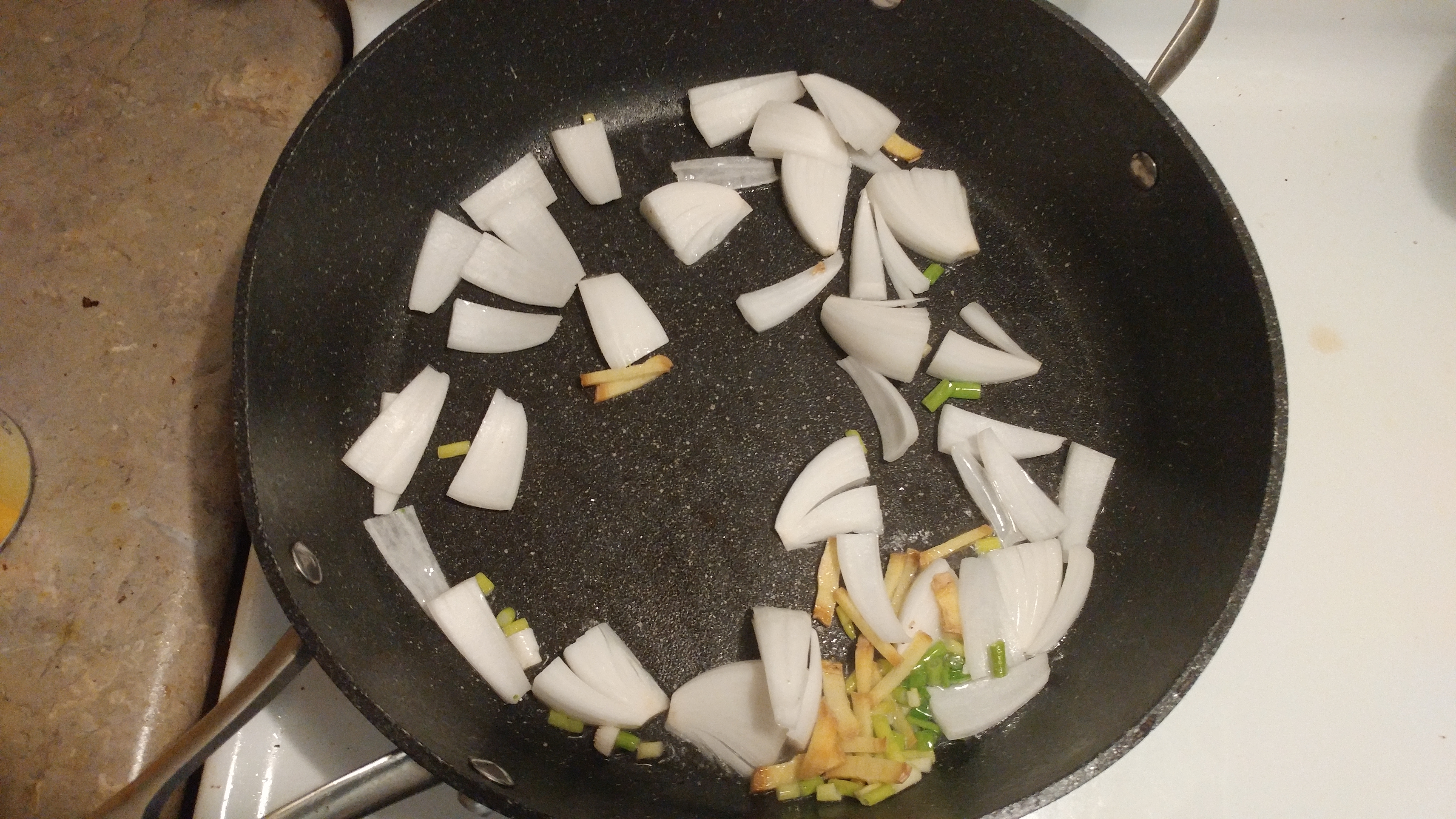Picture of Stir Fry on Oil
