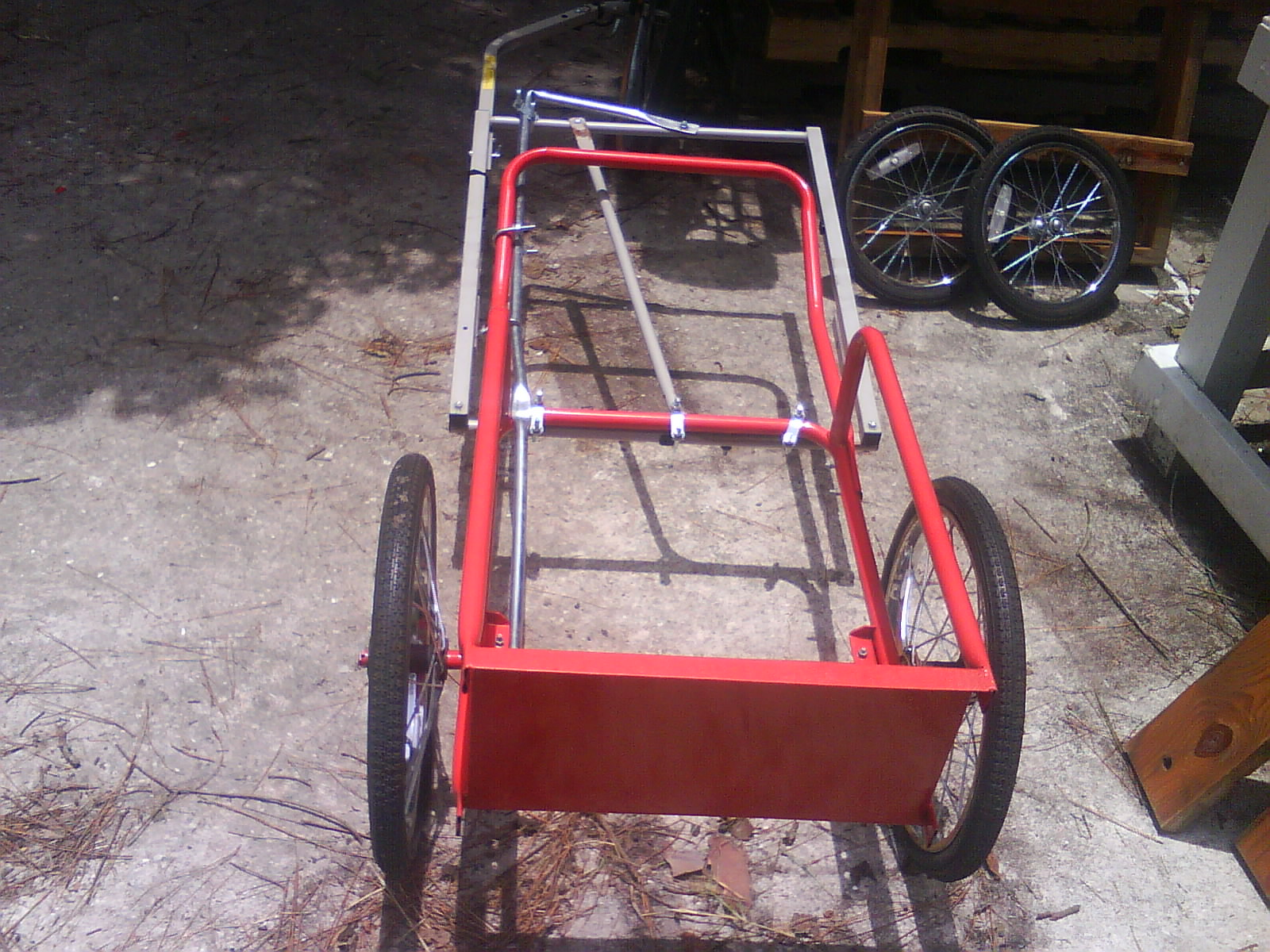 Picture of Joined Carts
