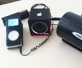 DIY Upgrading Portable Speaker