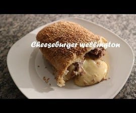 Cheeseburger Wellington Recipe