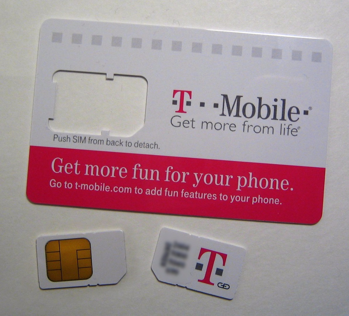Picture of Add SIM Card