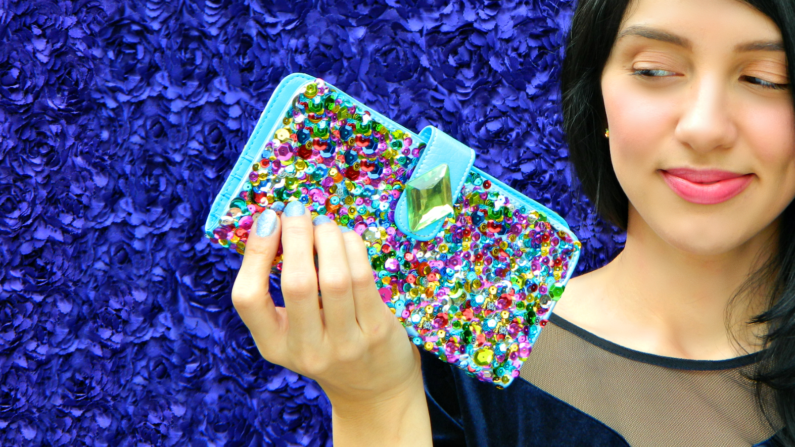 Picture of Sequin Bag DIY