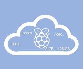 Media Server Using Raspberry Pi