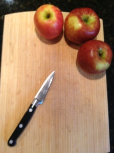 Cutting Your Apples