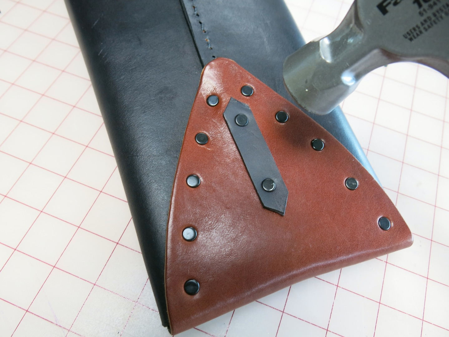 Picture of Sew and Rivet the Quiver