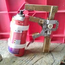 spray paint apparatus