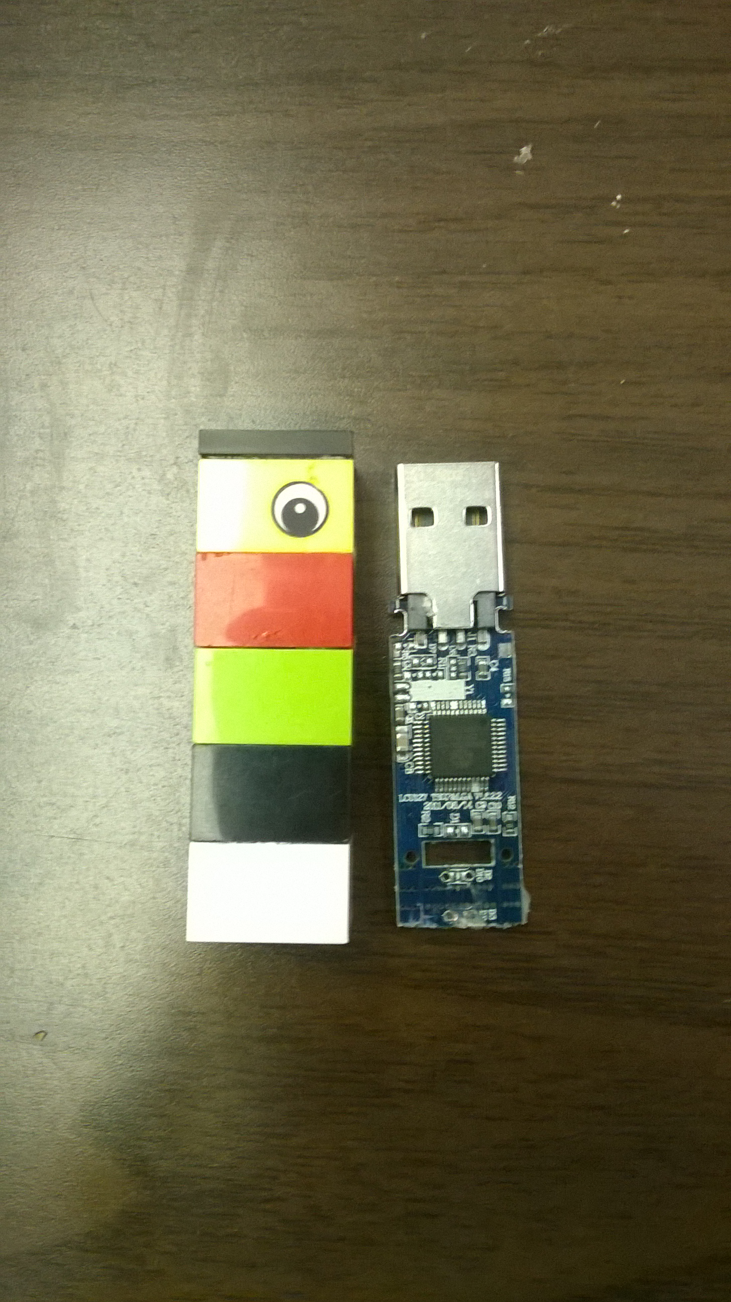 Picture of Preparing Your Memory Stick