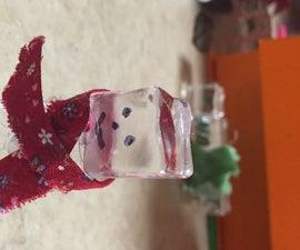 Little Icecube Snowmen