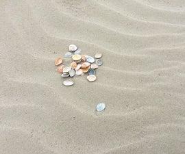 Beach TicTacToe