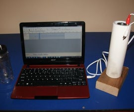 Build a Pendulum Seismometer for under $15