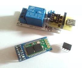 Arduino Relay Module Bluetooth Upgrade
